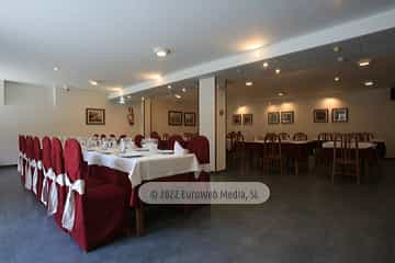 Desayunos. Hotel Santa Cristina