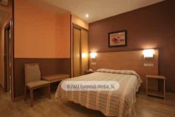 Habitación 101. Hotel Santa Cristina
