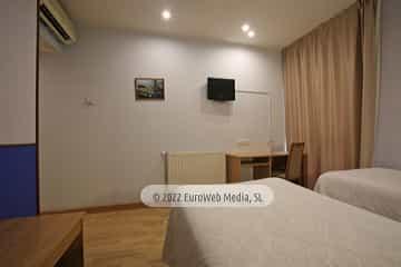 Habitación 102. Hotel Santa Cristina