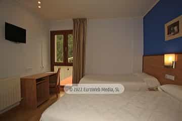 Habitación 103. Hotel Santa Cristina