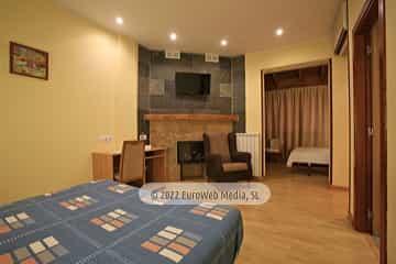 Habitación 201. Hotel Santa Cristina