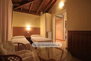 Habitación 202. Hotel Santa Cristina