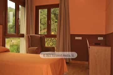 Habitación 203. Hotel Santa Cristina