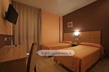 Habitación 204. Hotel Santa Cristina
