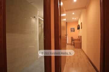Habitación 205. Hotel Santa Cristina