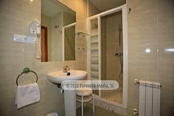 Habitación 207. Hotel Santa Cristina
