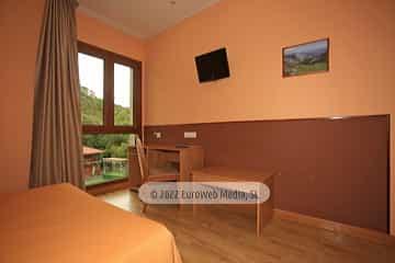 Habitación 208. Hotel Santa Cristina