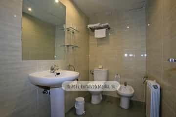 Habitación 209. Hotel Santa Cristina