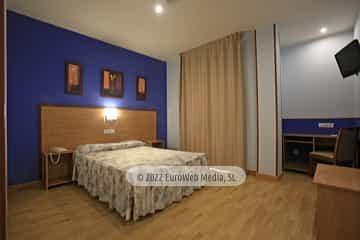 Habitación 210. Hotel Santa Cristina