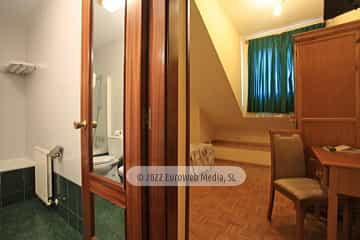Habitación 214. Hotel Santa Cristina