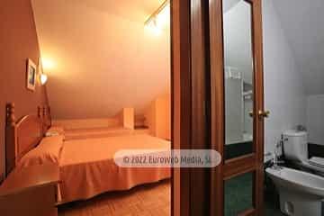 Habitación 215. Hotel Santa Cristina