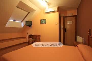 Habitación 301. Hotel Santa Cristina
