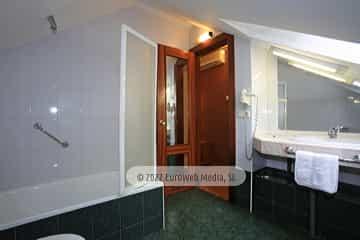 Habitación 302. Hotel Santa Cristina