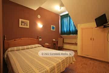 Habitación 303. Hotel Santa Cristina