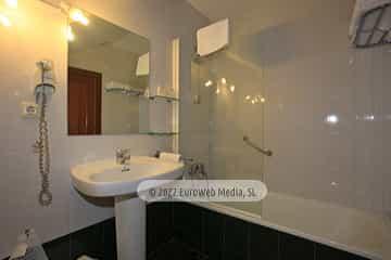 Habitación 304. Hotel Santa Cristina