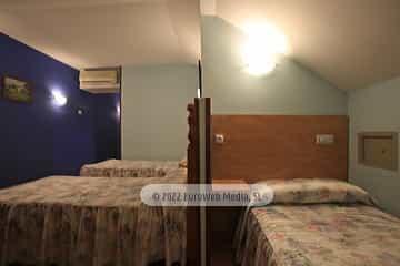 Habitación 305. Hotel Santa Cristina