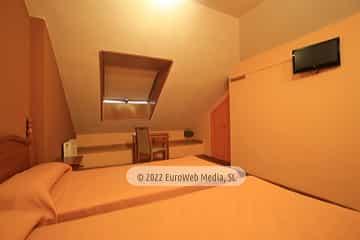 Habitación 306. Hotel Santa Cristina