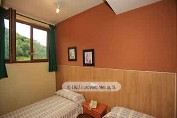 Habitación 307. Hotel Santa Cristina