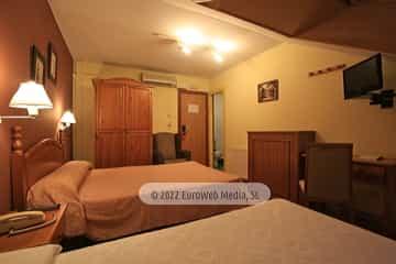 Habitación 308. Hotel Santa Cristina