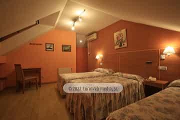Habitación 309. Hotel Santa Cristina