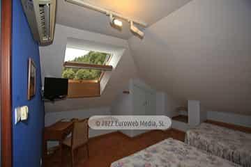 Habitación 310. Hotel Santa Cristina