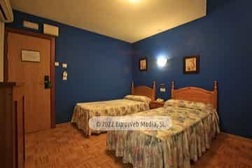 Habitación 311. Hotel Santa Cristina