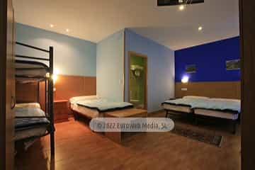 Habitación 314. Hotel Santa Cristina