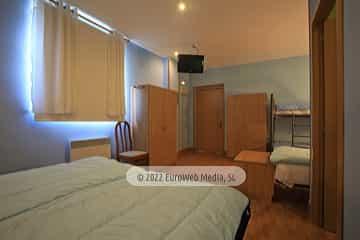 Habitación 402. Hotel Santa Cristina