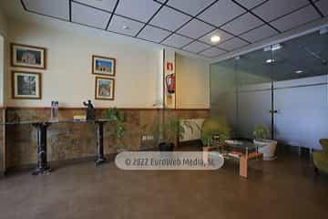 Salón social. Hotel Santa Cristina
