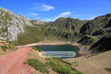 Monumento Natural Conjunto Lacustre de Somiedo