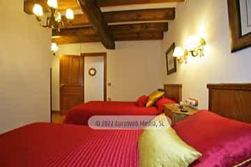 Apartamento Cantiellu. Apartamentos rurales Casería El Hondrigu
