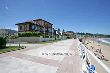 Paseo de la Playa de Santa Marina