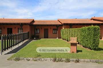 Exteriores. Apartamentos rurales La Regatina