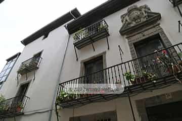 Palacio de Peñalba (Cangas del Narcea). Palacio de Peñalba