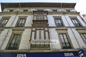 Edificio calle San Bernardo, 45