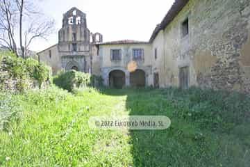 Iglesia del Monasterio de Santa María la Real de Obona