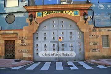 Antigua Fábrica de Gas