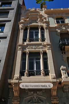 Edificio calle San Francisco, 4. Edificio calle San Francisco, 4 (Oviedo)