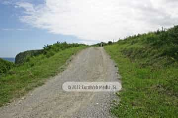 PR AS-57. Ruta los Bufones de Pría