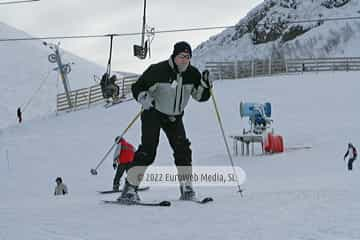 Estación de Esquí Valgrande-Pajares