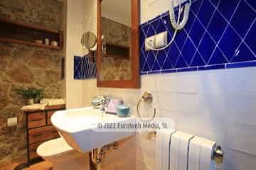Exteriores. Apartamentos turísticos La Pontiga