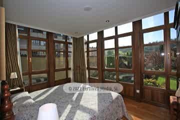 Apartamento 1. Apartamentos turísticos La Pontiga