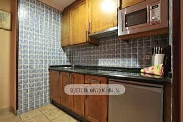 Apartamento 2. Apartamentos turísticos La Pontiga