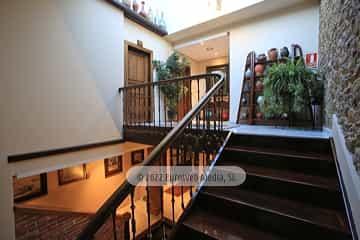 Habitación 1. Apartamentos turísticos La Pontiga