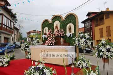 Fiesta de La Sacramental de Cué