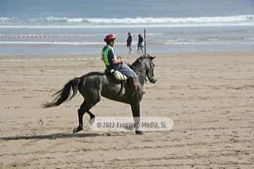Carrera de Caballos «Playa de Ribadesella»