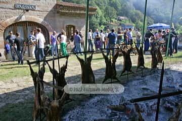 Fiesta de San Antonio en Loredo