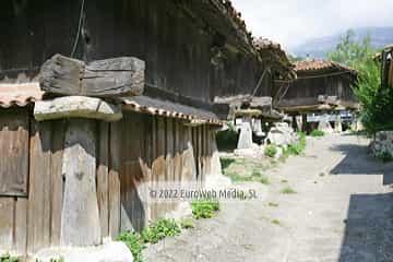 Exteriores. Casa de aldea Marcelina