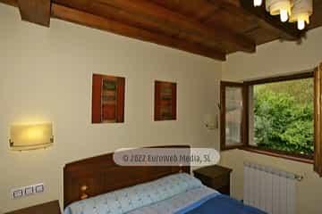 Salón. Casa de aldea Marcelina