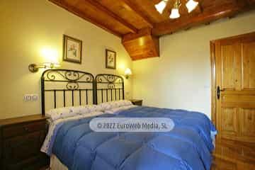 Habitación 1. Casa de aldea Marcelina